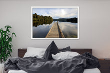 Load image into Gallery viewer, Lake Mapourika Jetty - SM035