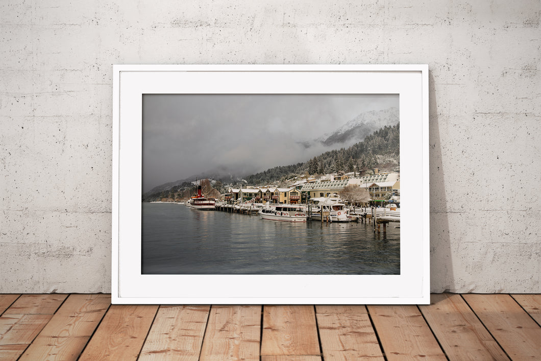 Queenstown Jetty - SM036
