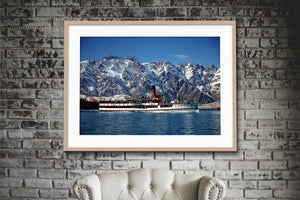 TSS Earnslaw and The Remarkables - SM037
