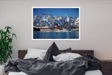 Load image into Gallery viewer, TSS Earnslaw and The Remarkables - SM037