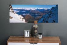 Load image into Gallery viewer, View from the top of the Remarkables Queenstown - SMP038