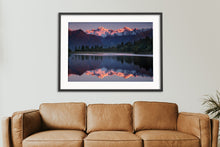 Load image into Gallery viewer, Sunset at Lake Matheson - SM047