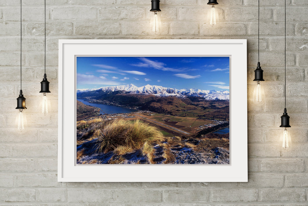View from The Remarkables Road - SMA112
