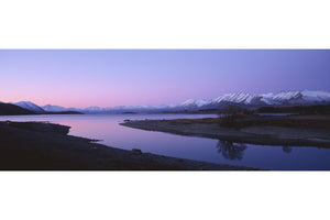 Lake Tekapo at Sunset - SMP002