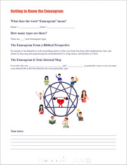 Enneagram Queen WorkBook