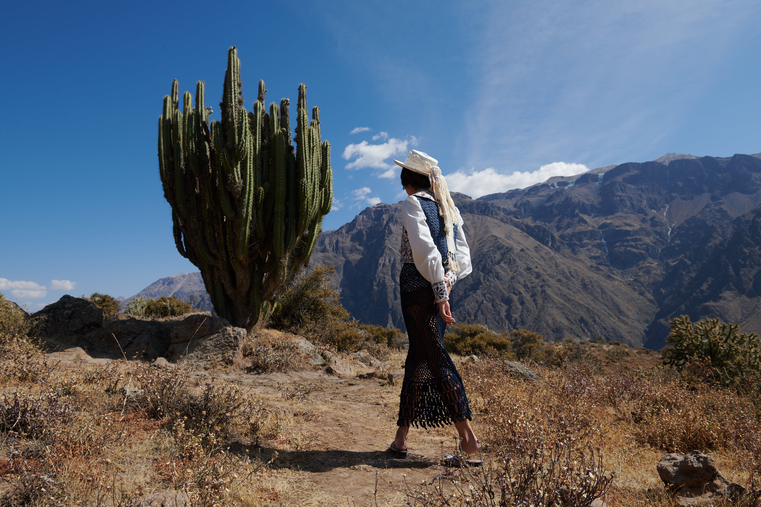 Ayni Spring Summer 2020 Colca Collection