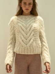 JAQARU sweater