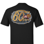 Big Texan 60th Anniversary T-Shirt - Big Texan Amarillo Food Take-Out & Delivery