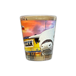 Big Texan Shot Glass - Big Texan Amarillo Food Take-Out & Delivery