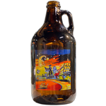 Bonnie Growler (Empty) - 1/2 Gallon - Big Texan Amarillo Food Take-Out & Delivery