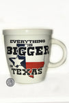 Huge Texas Sized Coffee Mug - Big Texan Amarillo Food Take-Out & Delivery