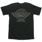 Big Texan Route 66 Wings T-Shirt - Big Texan Amarillo Food Take-Out & Delivery