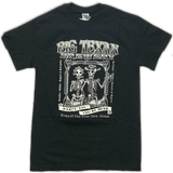 Big Texan Steak Ranch Skeleton Brewery T-Shirt - Big Texan Amarillo Food Take-Out & Delivery
