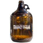 Clyde Growler (Empty) - 1 Gallon - Big Texan Amarillo Food Take-Out & Delivery