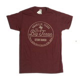 Classic Big Texan Short Sleeve T-Shirt - Big Texan Amarillo Food Take-Out & Delivery