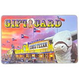 Big Texan Steak Ranch $50 Gift Card - FREE SHIPPING