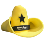 Giant Foam Cowboy Hat