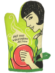Hot Hot Vegetarian Action - Oven Mitt - Big Texan Amarillo Food Take-Out & Delivery