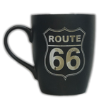 Route 66 Coffee Mug - Big Texan Amarillo Food Take-Out & Delivery