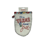 Texas Kitchen Oven Mitt - Big Texan Amarillo Food Take-Out & Delivery