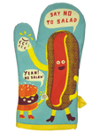 Say No to Salad - Oven Mitt - Big Texan Amarillo Food Take-Out & Delivery