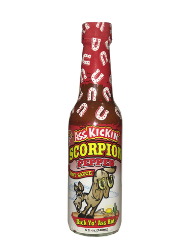 Scorpion Pepper Hot Sauce - Big Texan Amarillo Food Take-Out & Delivery
