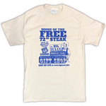 Big Texan Steak Ranch Free 72oz. Steak Gift Shop T-Shirt - Big Texan Amarillo Food Take-Out & Delivery