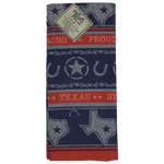 Texas Proud Kitchen Towel - Big Texan Amarillo Food Take-Out & Delivery