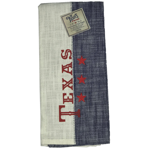 Texas Kitchen Towel - Big Texan Amarillo Food Take-Out & Delivery