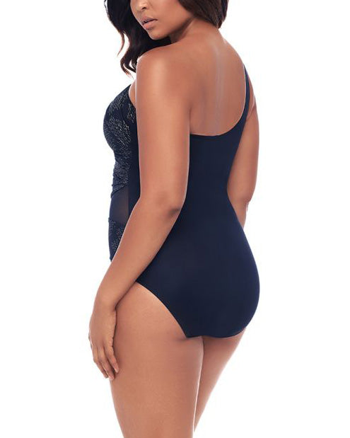 2021 Miraclesuit Sari Not Sari Jena One Piece 6529915 Blum's Swimwear and Intimate Apparel Designer Swimwear Patchogue New York Williamsville Buffalo New York