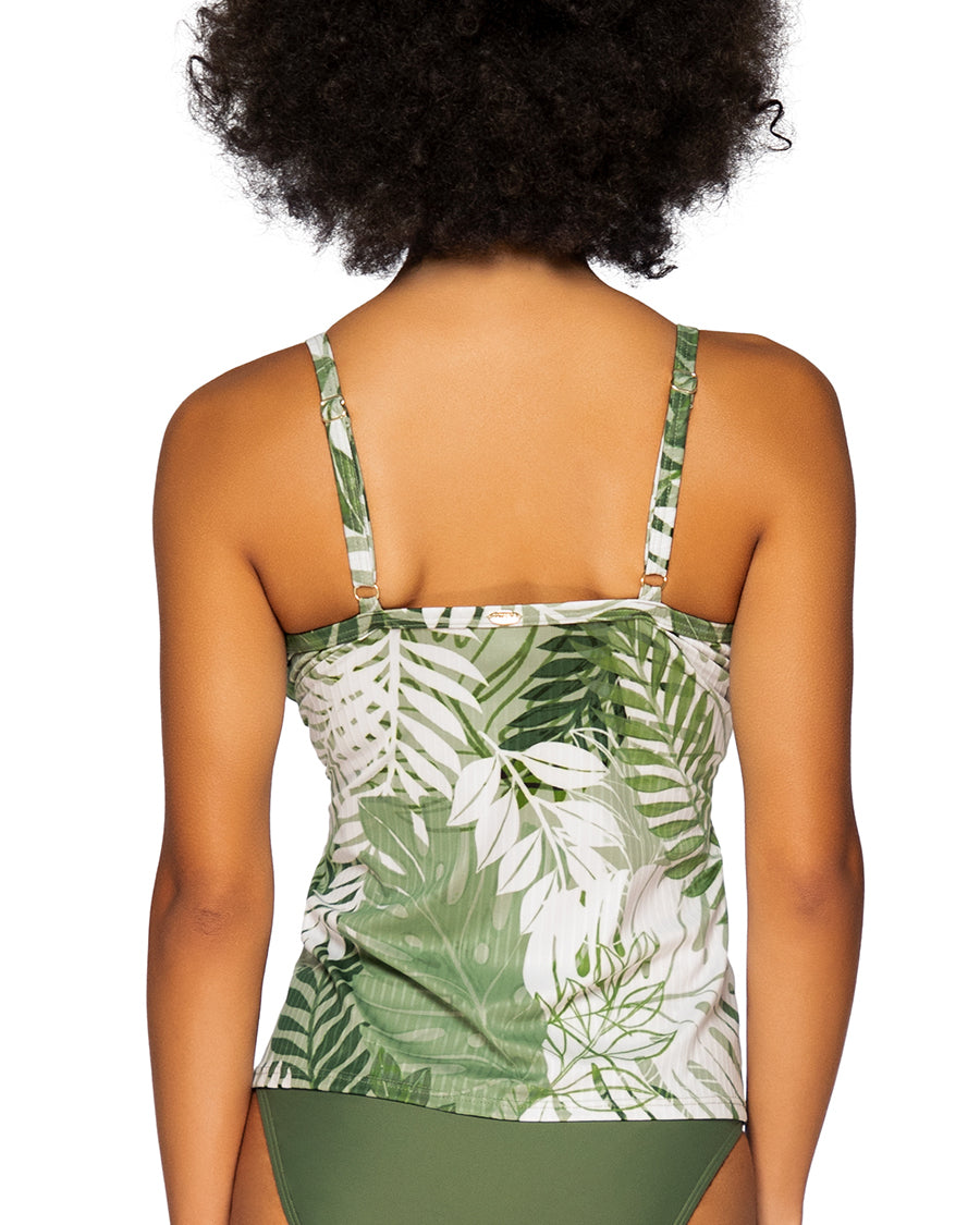 2021 Sunsets Palm Grove Forever Tankini