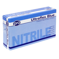 Powder Free Nitrile Gloves - Pack of 100 (S/M/L/XL)