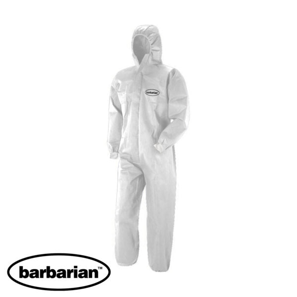 SMS Coverall With Hood Category 3, Type 5 & 6