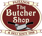 Official Paisano's Butcher Shop Snap Back Hat - Black | Paisanos Butcher Shop