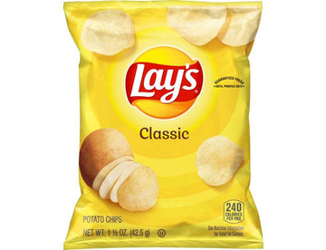 Frito Lay's Potato Chips 1.5oz