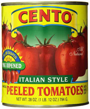 Cento Plum Tomatoes 28oz