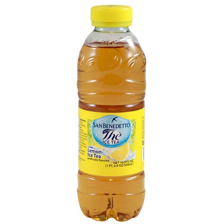 San Benedetto Lemon Iced Tea 16.9oz