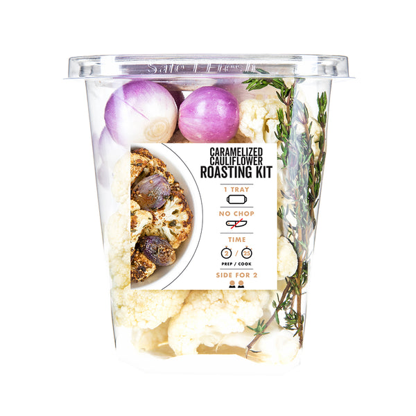 Urban Roots Roasting Kit Cauliflower Caramelized 11.8oz