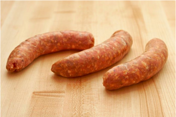 Berkshire Italian Pork Sausages - Hot