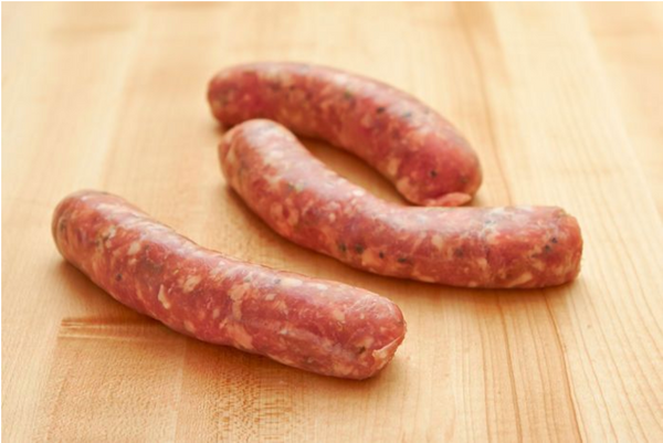 Berkshire Italian Pork Sausages - Sweet