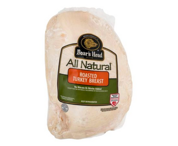 Boar's Head All Natural Roasted Turkey Breast