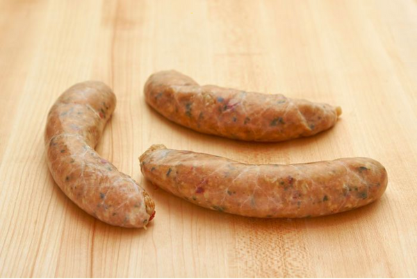 Chicken Sausages W/ Chipotle Pepper & Fresh Cilantro