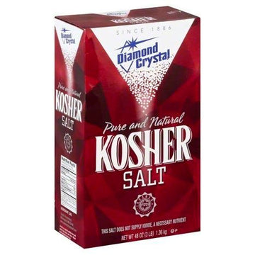 Diamond Crystal Salt, Kosher - 48 Ounces
