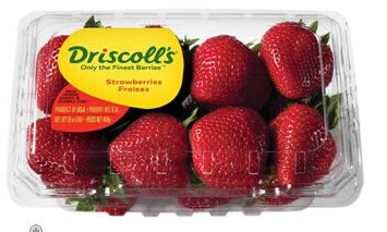 Driscoll's Strawberries - 16 Ounces