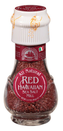 Drogheria & Alimentari Red Hawaiian Sea Salt Mill