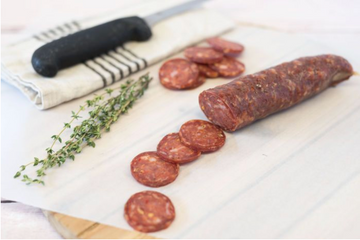 Dry Sausage - Hot (whole)