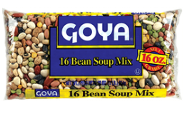 Goya Bean Soup Mix