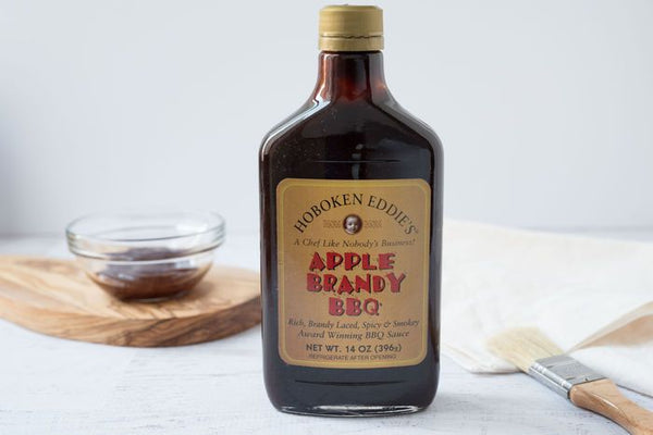 Hoboken Eddie's Apple Brandy BBQ Sauce