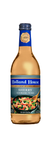 Holland House Sherry Cooking Wine- 16 oz.