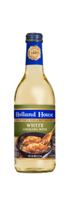 Holland House White Cooking Wine- 16 oz.